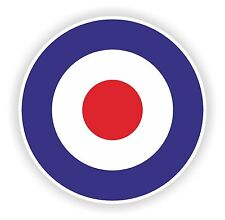 Royal Air force Roundel Sticker for Bumper Motorcycle Helmet Gas Tank Car Truck