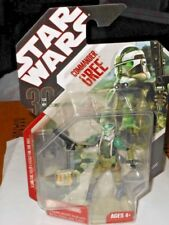 "STAR  WAR  COMMANDER  GREE   33/4"" Action  Figure yr.2007"