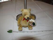 DISNEY GUND CHRISTMAS CLASSIC WINNIE THE POOH PLUSH TEDDY BEAR Dandy Lion seeds