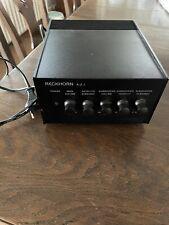 RECKHORN A-2.1 Verstärker Hifi Subwoofer Stereo