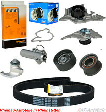 Conti Timing Belt + Set + SKF Wapu AUDI A4 A6 AVANT ALLROAD S4 RS4 2.7 T