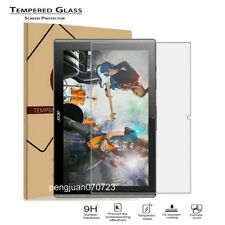 """9H Tempered Glass Screen Protector Guard For 10.1"""" Acer Iconia One 10 B3-A40"""
