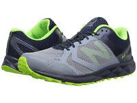 Men New Balance MT590LC3 Running (Medium D) Grey Black Lime 100% Authentic New