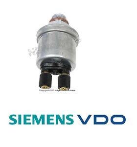 For Porsche 911 924 928 944 968 Engine Oil Pressure Sensor VDO 80243020076