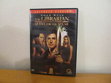 The Librarian: Quest for the Spear DVD - I combine shipping- B Movie - Noah Wyle