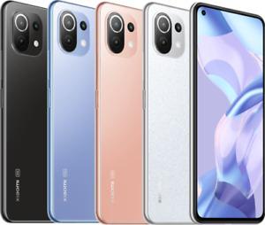Xiaomi 11 Lite 5G NE 8Go 256Go 6,55'' 5G Smartphone 64MP Dual SIM -Version UE