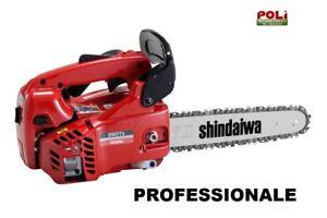 MOTOSEGA POTATURA SHINDAIWA 280 TS 280TS PROFESSIONALE IL TOP DELLA CATEGORIA
