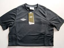 Umbro : Neues Sport - Trikot Gr. 158 in Grau