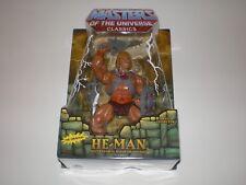 Masters of the Universe Classics Boxed ORIGINAL HE-MAN Figure MOTUC Mattel 2nd
