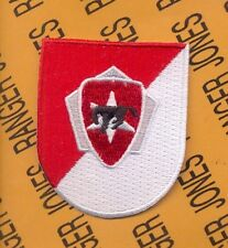 US Army 6th Cavalry Brigade Air ACR beret flash patch