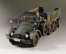 1/30 WW2 German Krupp Protze truck Kfz 70 Grey version G007 without top