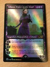 SHOWCASE FOIL Liliana, Waker of the Dead - Core 2021 (Magic/Mtg) Near Mint