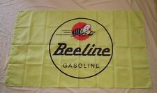 Beeline Gas Oil Flag 3' X 5' Indoor / Outdoor Service Station #143