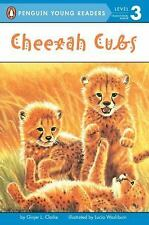 Cheetah Cubs (Penguin Young Readers, L3), Ginjer L. Clarke, Good Book