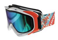 uvex g.gl 300 TO take off wh/ora Wechselscheibe grün Goggles Skibrille Snowboard