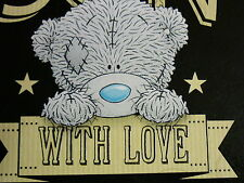 For you SON, with Love on your Birthday - Medium -  Tatty Teddy Me to You - Card