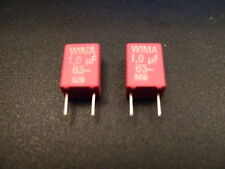 Wima Polyester Capacitor Mini 22nf 100v Condenser 0.022uF 22000pF Pack of 5