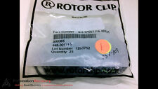 ROTOR CLIP SH-175ST PA MB25 - PACK OF 25 - EXTERNAL RING, THICKNESS:, NEW