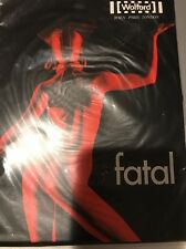Wolford Fatal  Seamless Tights 15 Den Size: Small Color: Coca 18029 - 20 Rare