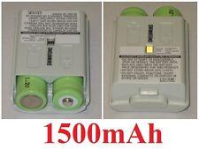 Batterie 1500mAh type 411246 Pour Microsoft Xbox 360 Wireless Controller