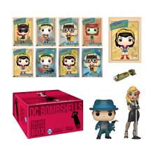 DC Bombshells Deluxe Exclusive Collectors Box Batman #258 Funko Pop Vinyl