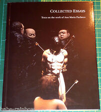 ANA MARIA PACHECO 'Collected Essays' well illustrated larger format book