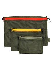 Tasmanian Tiger TT Mesh Pocket Set Organizer Netztaschen in drei Größen Olive