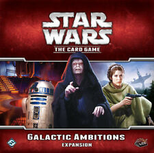 * Star Wars The Card Game Expansion Galactic Ambitions