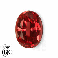 BJC® Loose Natural Ruby Rubies Oval Cut Multiple Sizes Natural Stones UK's Best