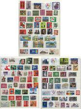 Bundesrepublik 116 gestempelte Briefmarken (G04)
