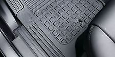 Genuine Land Rover Discovery 3 Front Pair of Rubber Mats - LR006239
