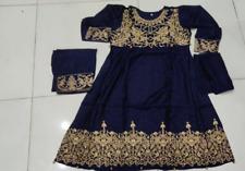 Viscose Embroidered stitched  salwar kameez chiffon dupatta SALE PRICE £25