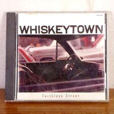 Whiskeytown Faithless Street Ryan Adams CD Album Outpost 1998 RE + Baseball Park