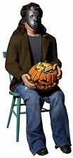 HALLOWEEN LIFE SIZE CANDY CREEPER FRIGHTRONICS HOLDIN PUMPKIN Prop Haunted House
