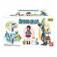 Pokemon Scale World Figure Set Galar Region Complete Set Bandai Japan