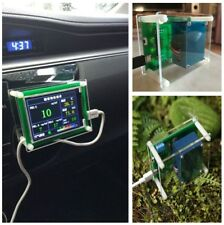 2.8'' LCD Car PM2.5 Detector Tester Air Quality Monitor AQI Home Gas Thermometer