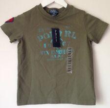 Ralph Lauren Boys T-Shirt Age 4 Bnwt