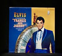 "Elvis ""Frankie and Johnny"" LP SEALED APL1-2559 CANADA"