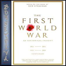 THE FIRST WORLD WAR AN HISTORICAL INSIGHT **BRAND NEW DVD