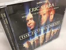 The Fifth Element CD Eric Serra 1997 Sony Music Korea Bruce Willis