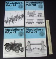 1977/78 Vintage MikanSue Modellers' World Collectors Magazine Complete Vol 7