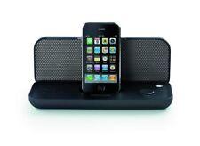 Memorex MI3602P PurePlay Portable Speaker System for iPod & iPhone (Black)