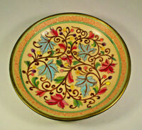 Multi Color Mosaic Shallow Bowl Home Decor Made in Macau Candy Decorative Dish