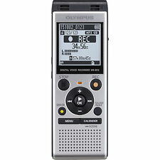 New - Olympus WS-852 4GB 1040 Hours Digital Voice Recorder - 050332189737