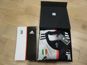 Adidas 2019/20 Juventus #4 Matthijs de Ligt Player Edition ClimaChill Jersey (8)