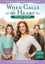 WHEN CALLS THE HEART HEALING HEART New Sealed DVD Hallmark Channel