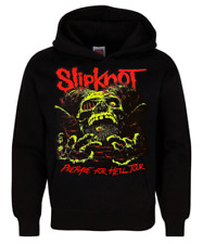 PUNK ROCK SLIPKNOT PREPARE FOR HELL #2 HOODIE SIZES S-5XL