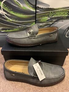 NEW XRAY Mens Ron Loafer Size 10.5 M Textured Slip On Moccasin Dress Shoes