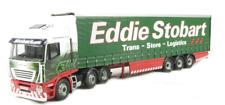 Corgi Modern Heavy Haulage CC15002 Iveco Stralis Curtainside Eddie Stobart 1/50