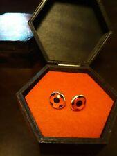 Miraculous ladybug cosplay accessories Ladybug earrings with Miraculous box !!